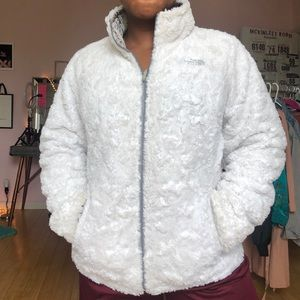 THE NORTH FACE REVERSIBLE COAT